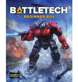 Catalyst Game Labs Battle Tech Beginner Box