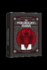 Wizards of the Coast D&D: The Worldbuilder's Journal of Legendary Adventures