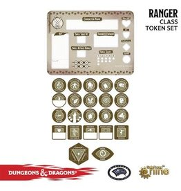 GaleForce nine D&D 5E: Player Token Set - Ranger