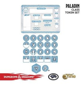 GaleForce nine D&D 5E: Player Token Set - Paladin