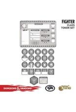 GaleForce nine D&D 5E: Player Token Set - Fighter