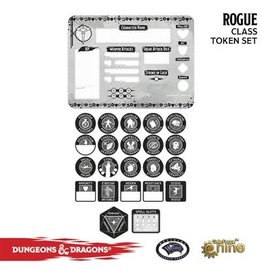 GaleForce nine D&D 5E: Player Token Set - Rogue
