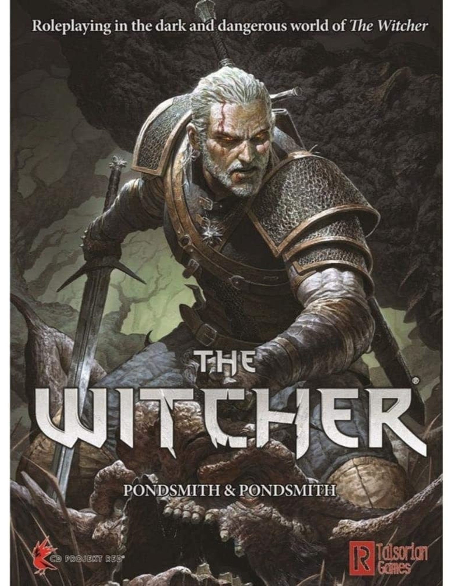 Talsorian Games The Witcher: Core Rulebook