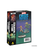 Atomic Mass Games Marvel Crisis Protocol - Angela & Enchantress