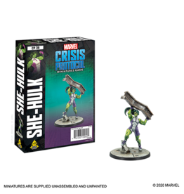 Atomic Mass Games Marvel Crisis Protocol - She Hulk