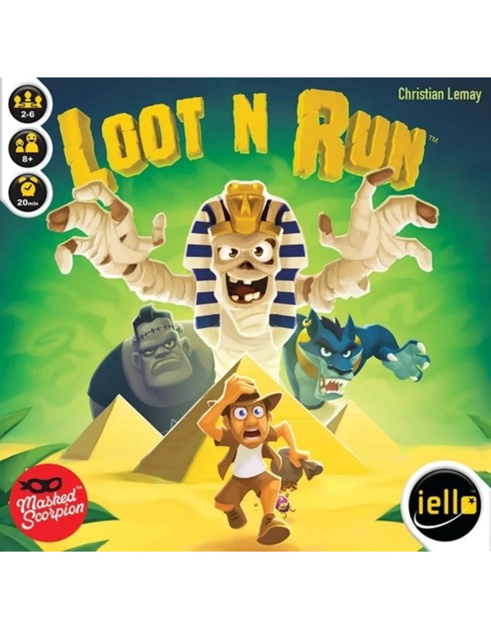 iello Loot N Run