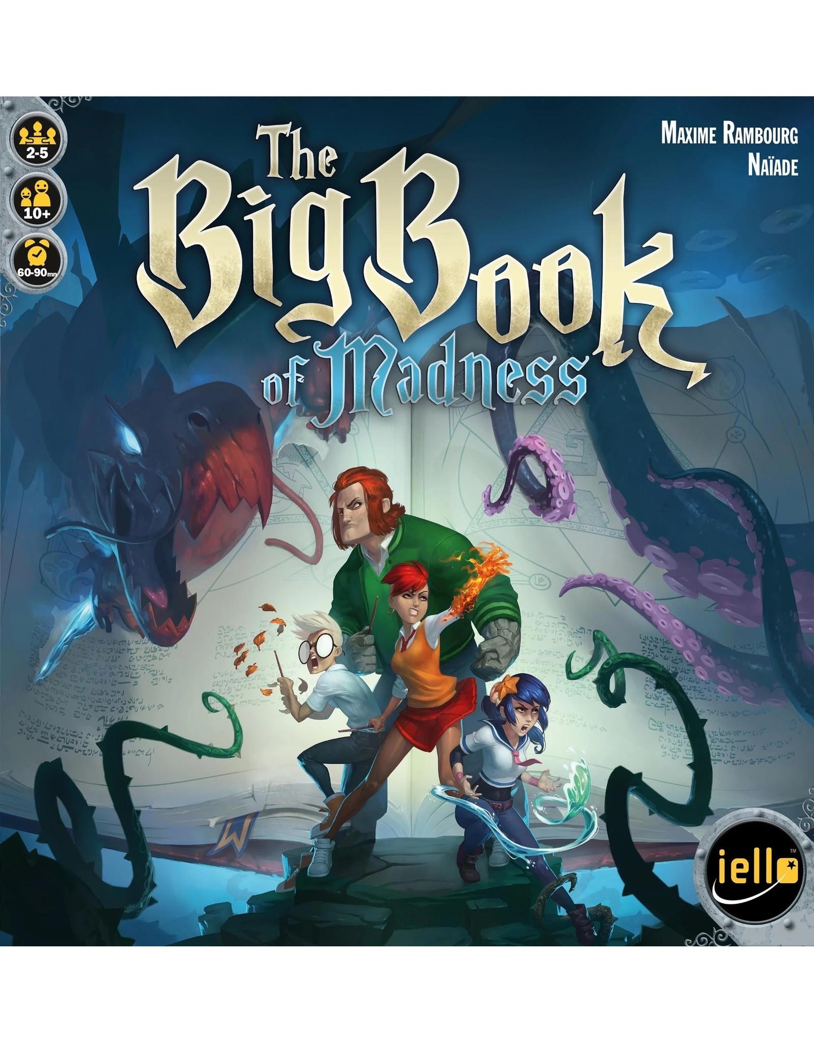 iello The Big Book of Madness