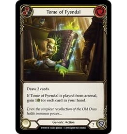 Legend Story Studios Flesh and Blood Single : Tome of Fyendal Welcome to Rathe Unlimited Non Foil