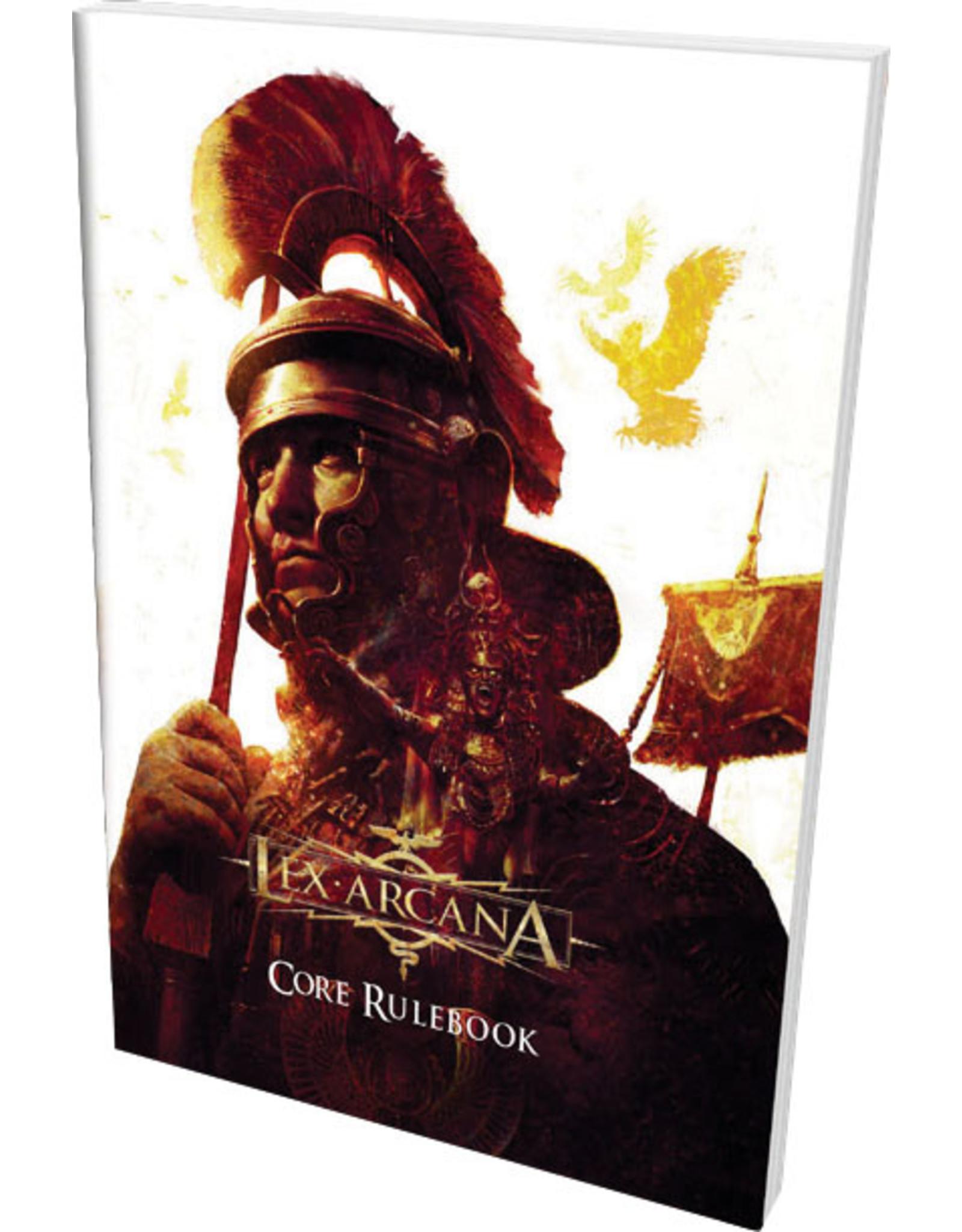 Quality Games Lex Arcana RPG Core Rulebook