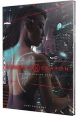 Renegade Game Studios Altered Carbon RPG Core Rulebook (HC)