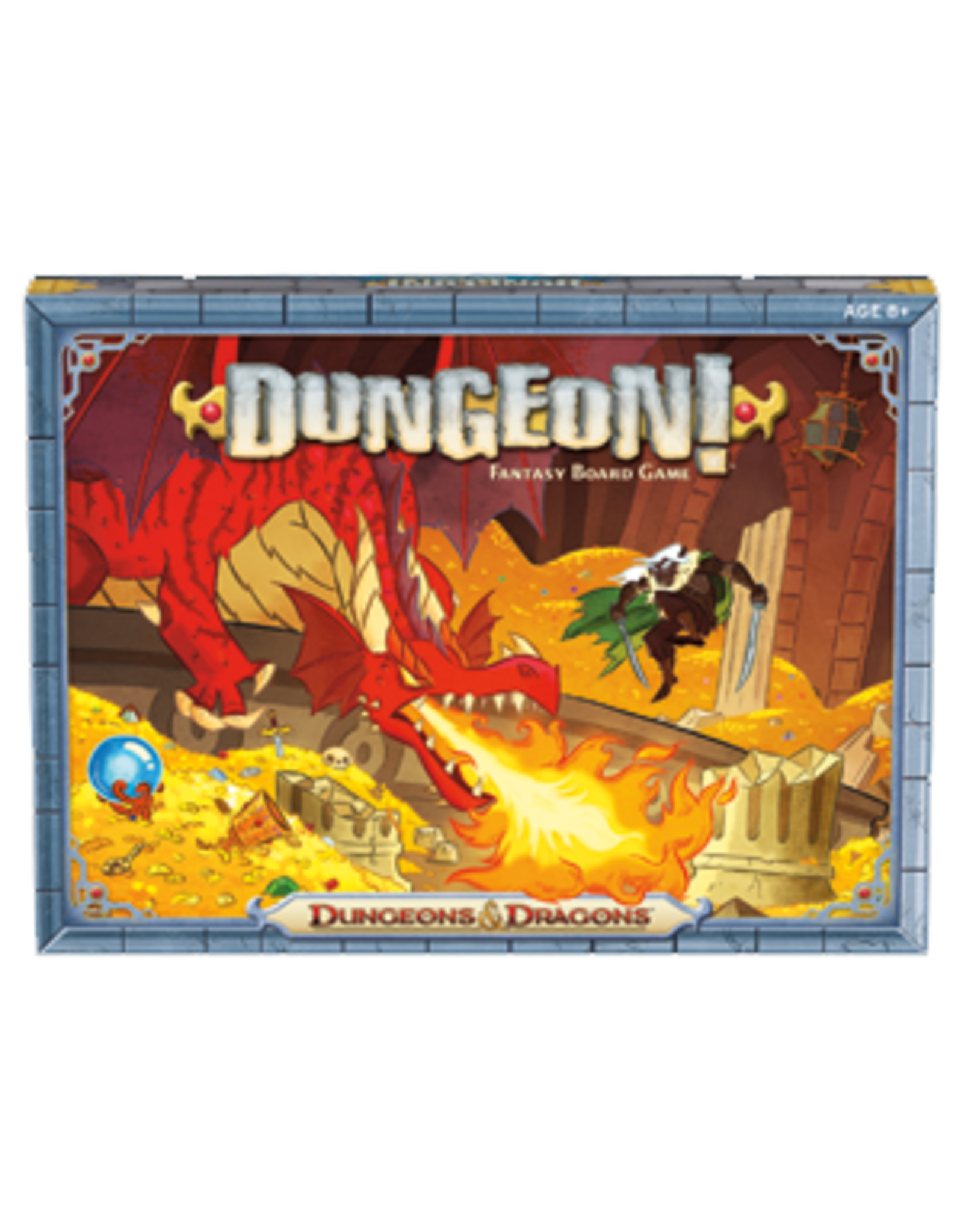 Wizards of the Coast D&D Dungeon!