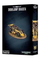 Warhammer 40K WH40K Orks: Shokkjump Dragsta