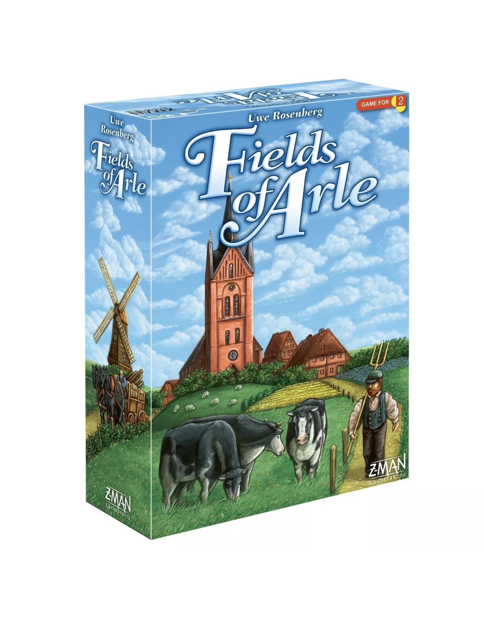zman games Field of Arle