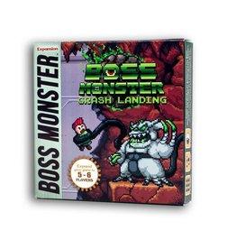 Brotherwise Games Boss Monster: Crash Landing Mini-Expansion