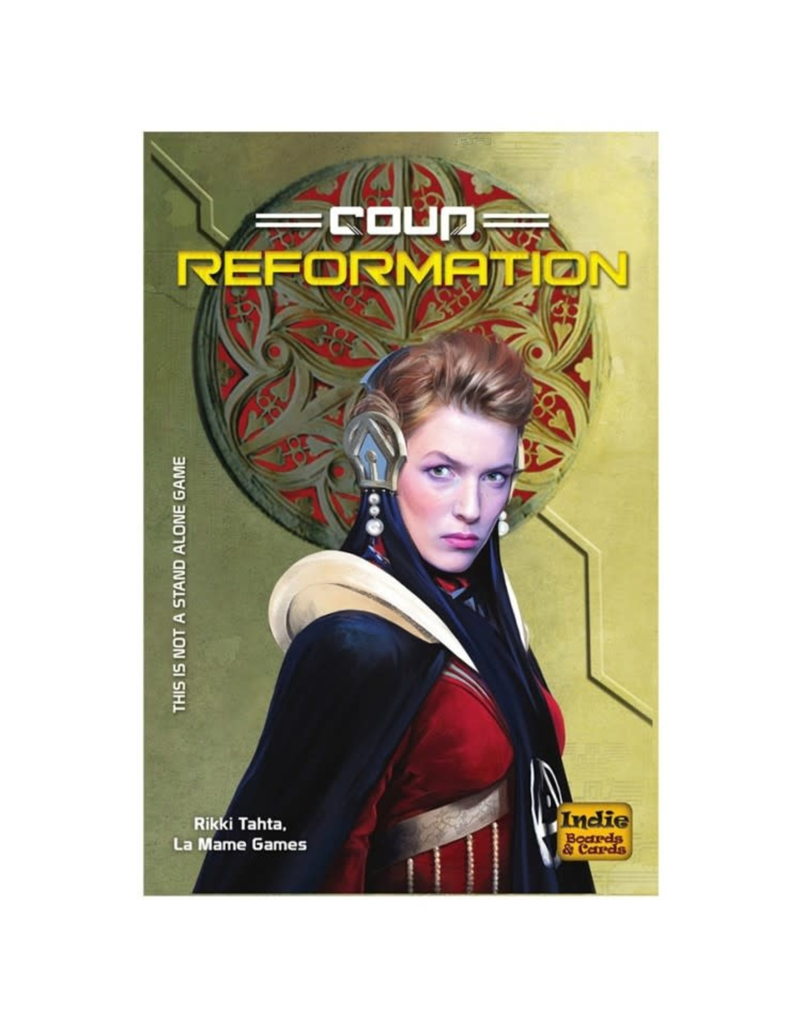 indie boards and cards Coup: Reformation Expansion