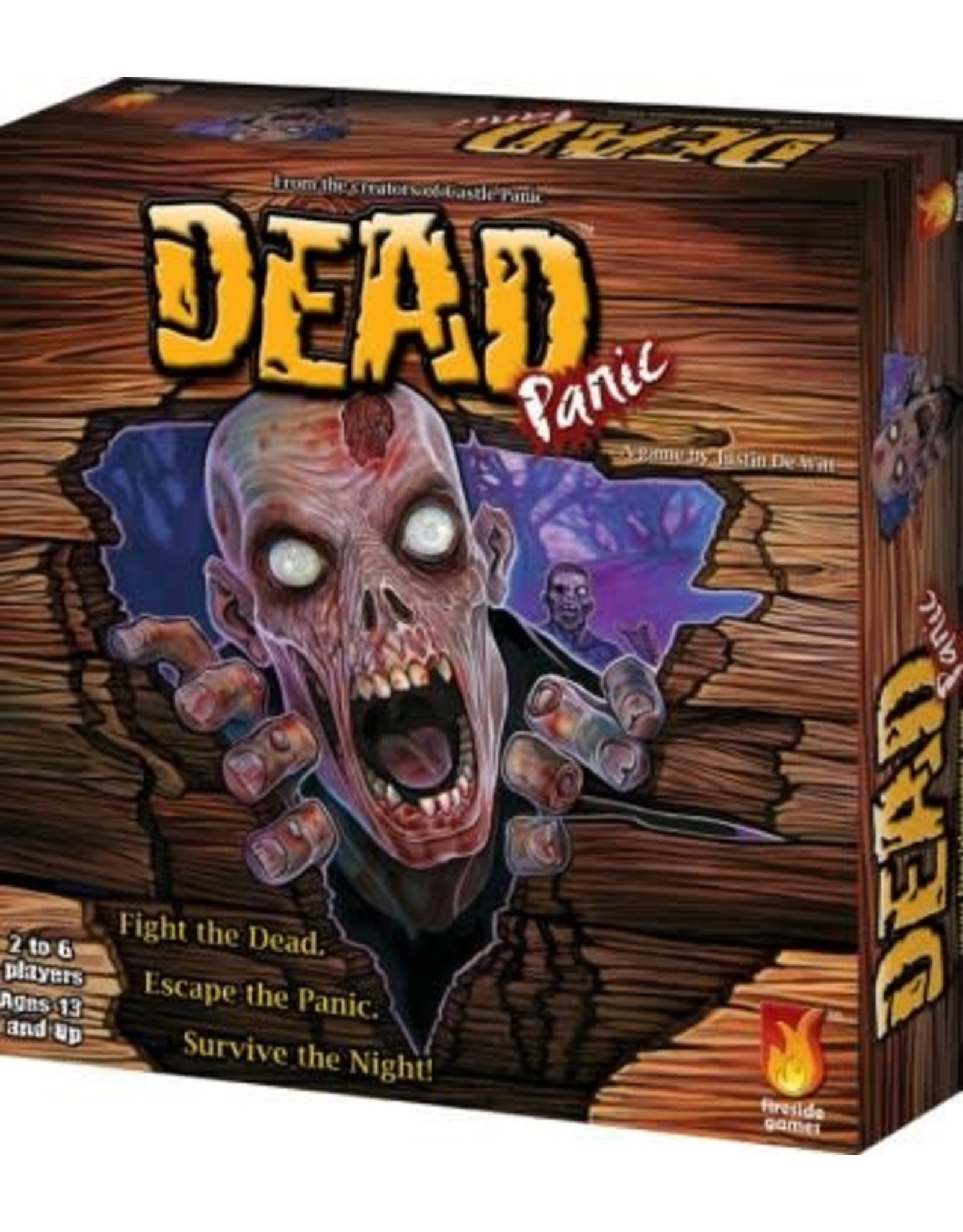 Fireside Games Dead Panic