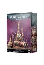 Warhammer 40K WH40K Death Guard Miasmic Malignifier