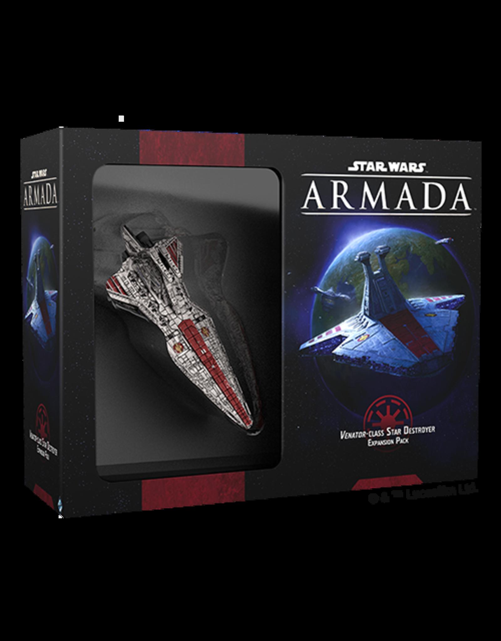Fantasy Flight Games Star Wars Armada: Republic Venator-Class Star Destroyer