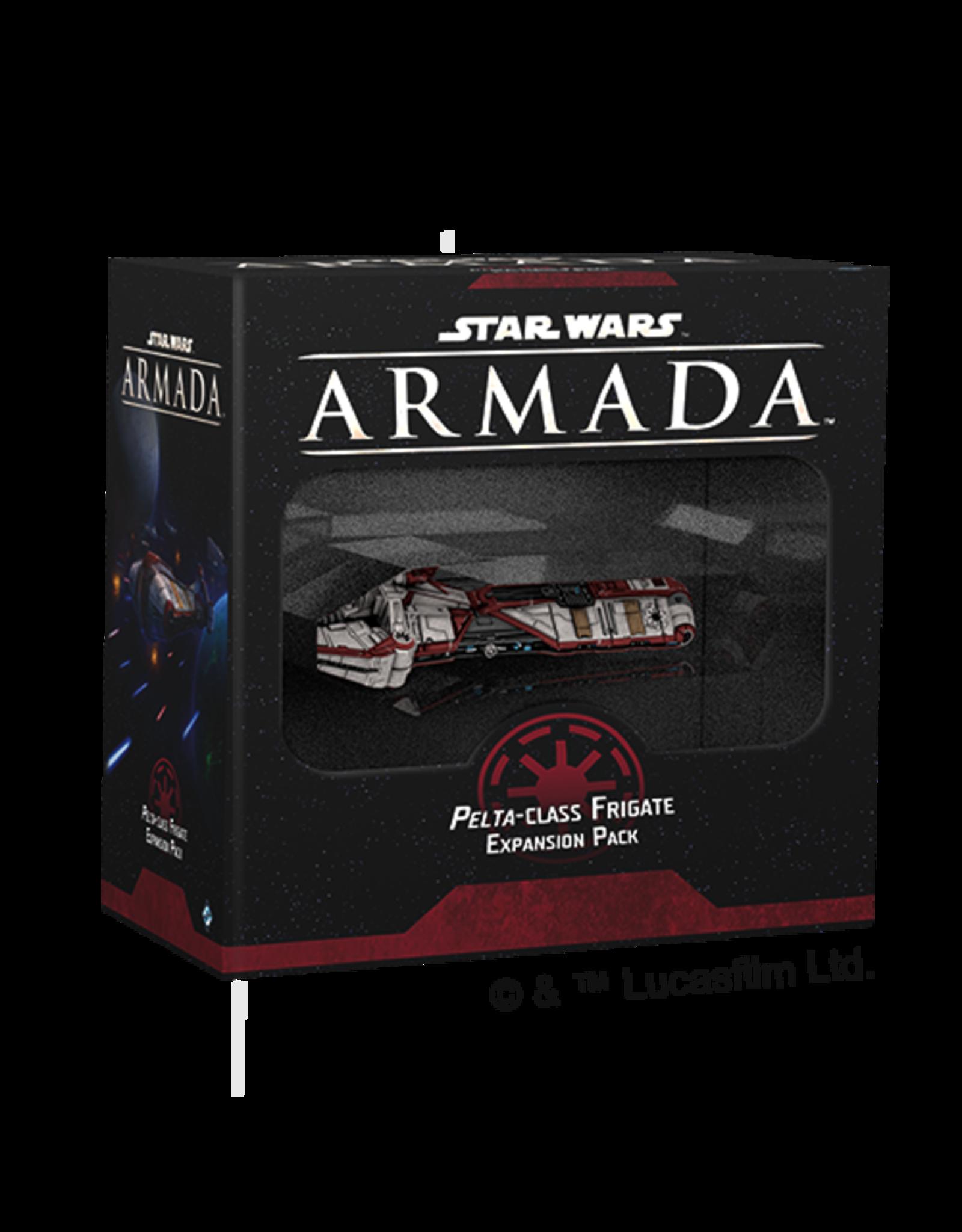 Fantasy Flight Games Star Wars Armada: Republic Pelta Class Frigate