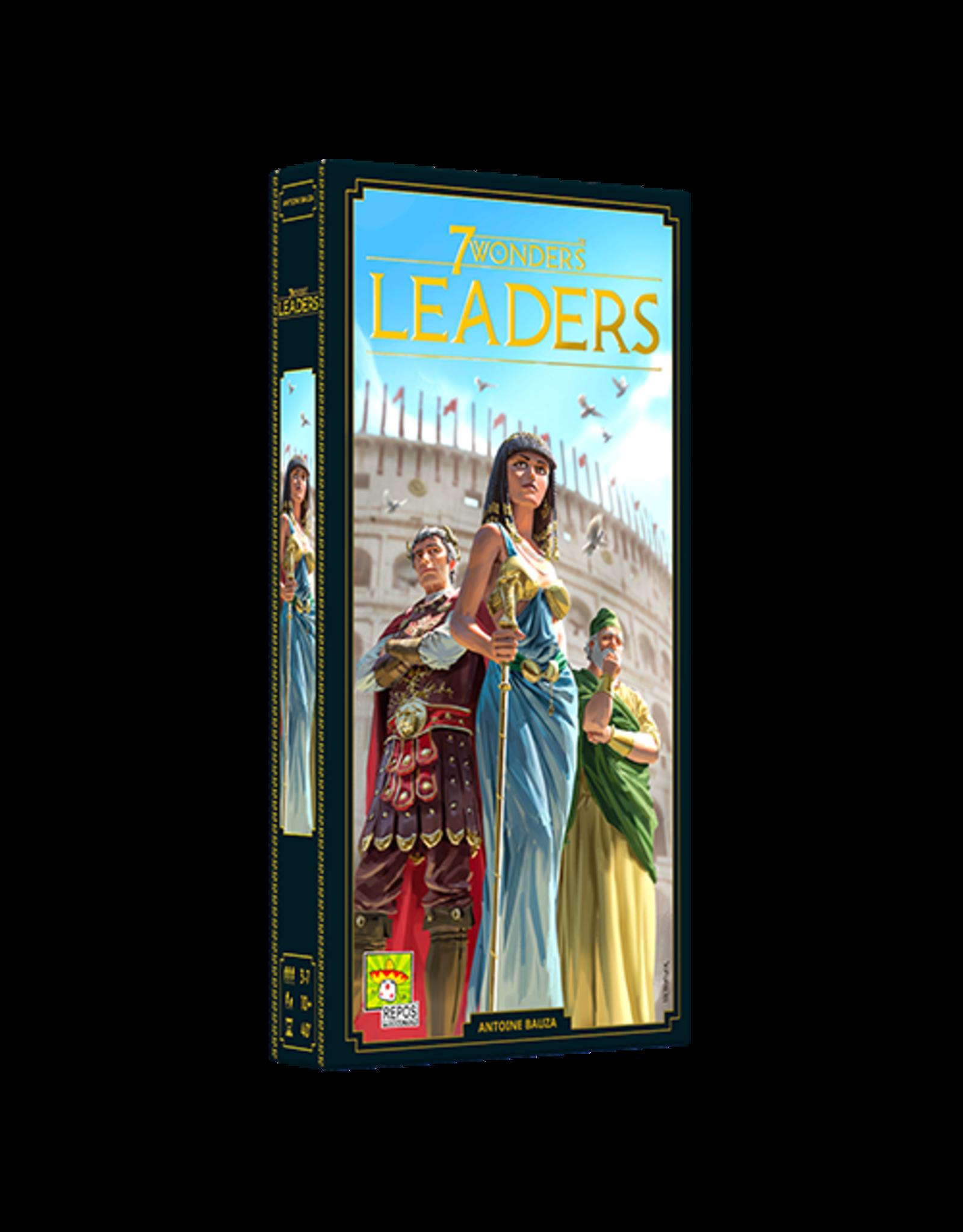 Repos Production 7 Wonders: Leaders