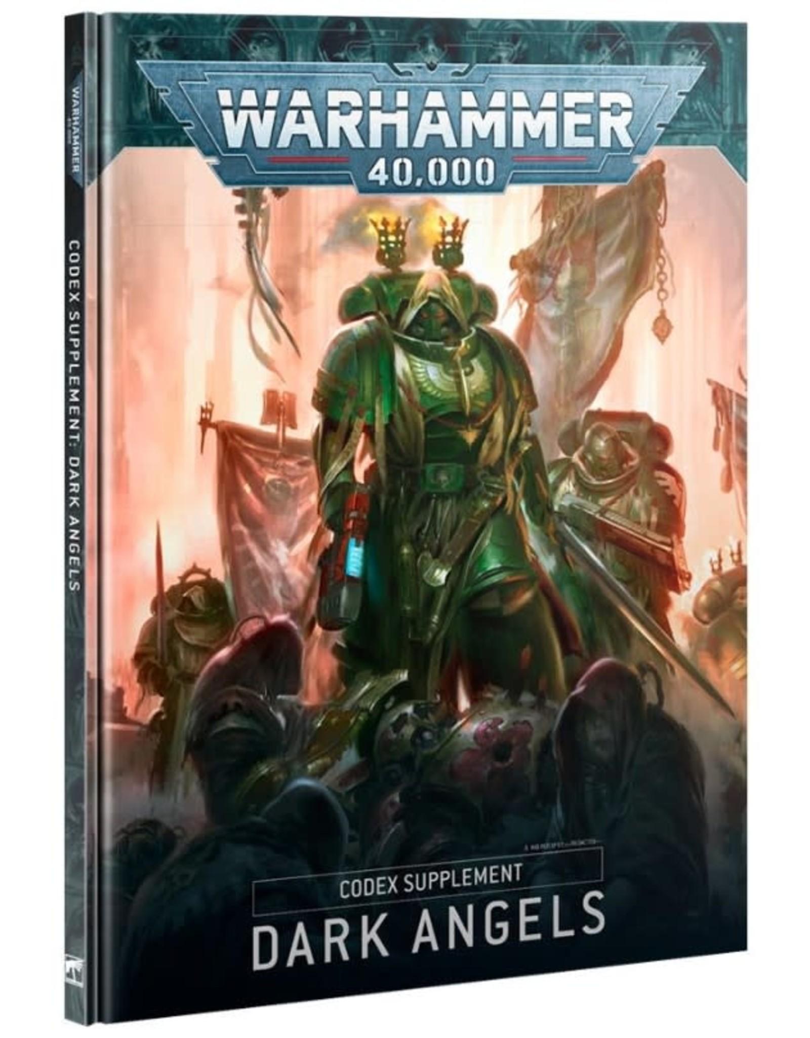 Games Workshop WH40K Codex Supplement Dark Angels
