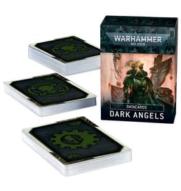 Games Workshop WH40K Data Cards: Dark Angels