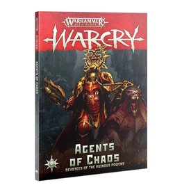 Warhammer AoS WHAoS Warcry - Agents of Chaos