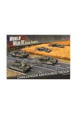 Team Yankee Team Yankee: Challenger Armoured Troop