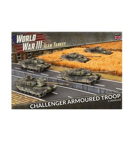 Team Yankee Challenger Armoured Troop