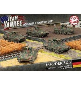 Team Yankee Marder Zug