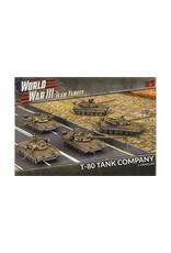 Team Yankee Team Yankee: T-80 Tank Company