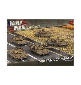 Team Yankee T-80 Tank Company