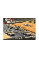 Team Yankee Abrams Tank Platoon