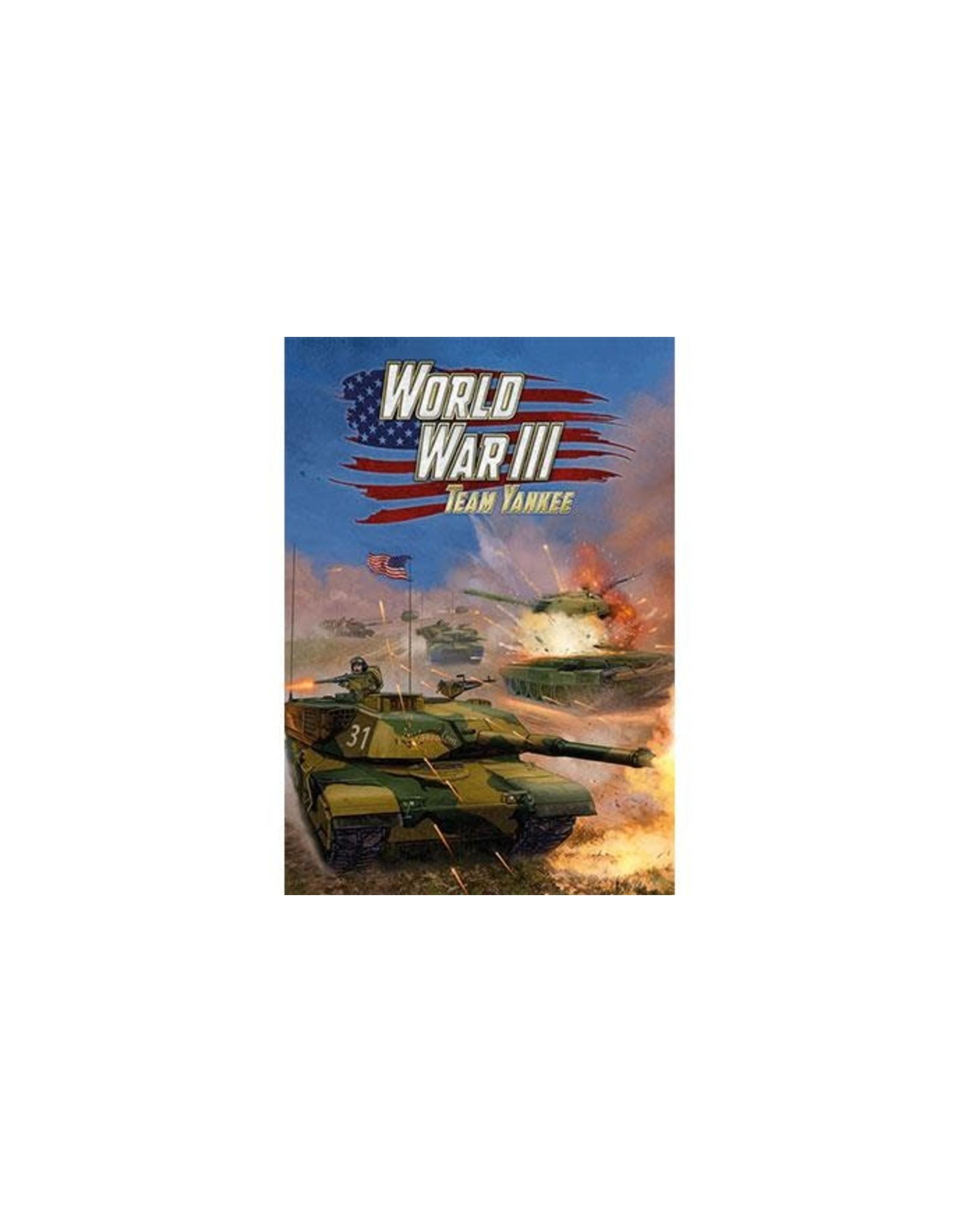 Team Yankee World War III: Team Yankee Core Rulebook