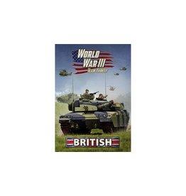Team Yankee World War III: British