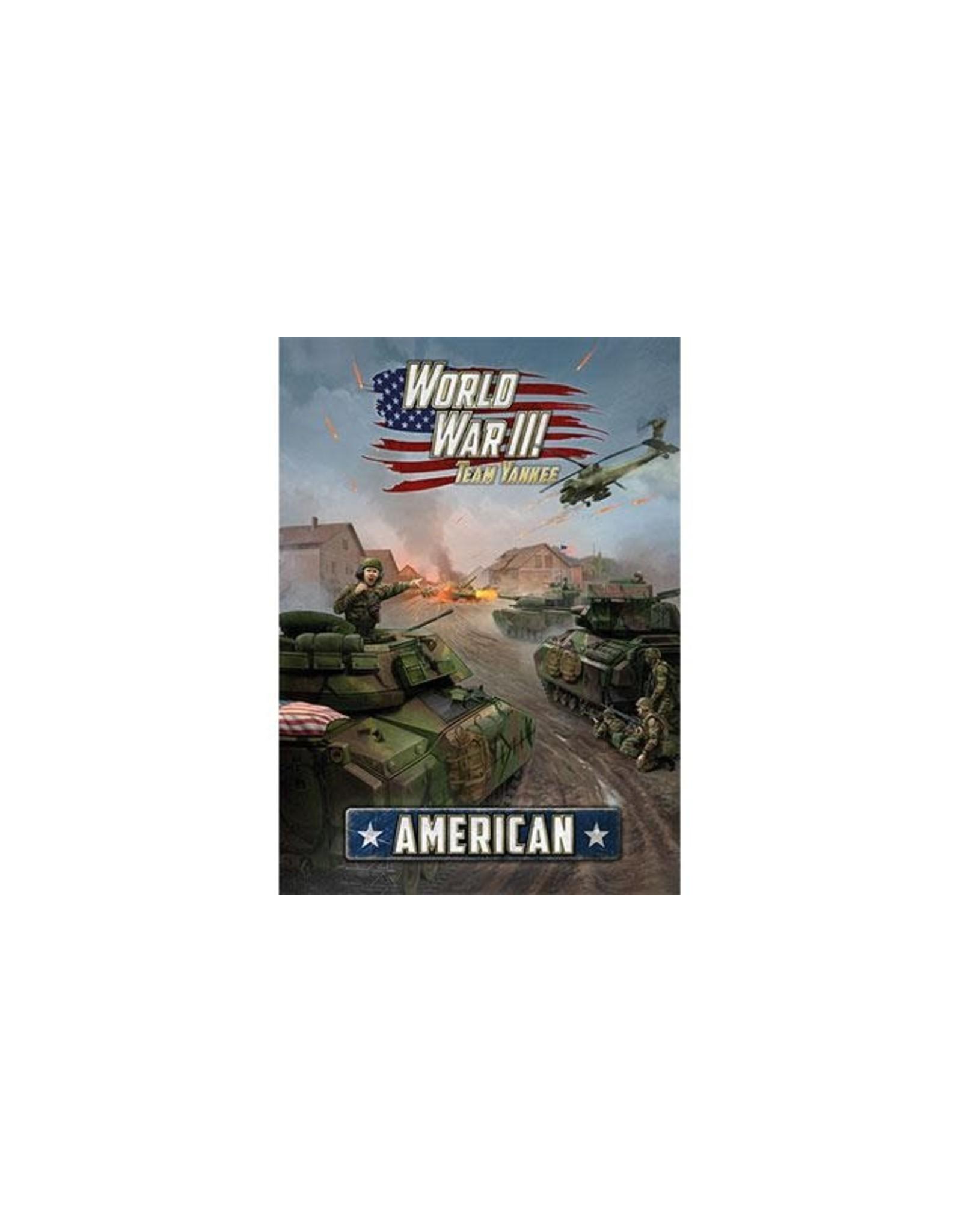 Team Yankee World War III: American Rulebook