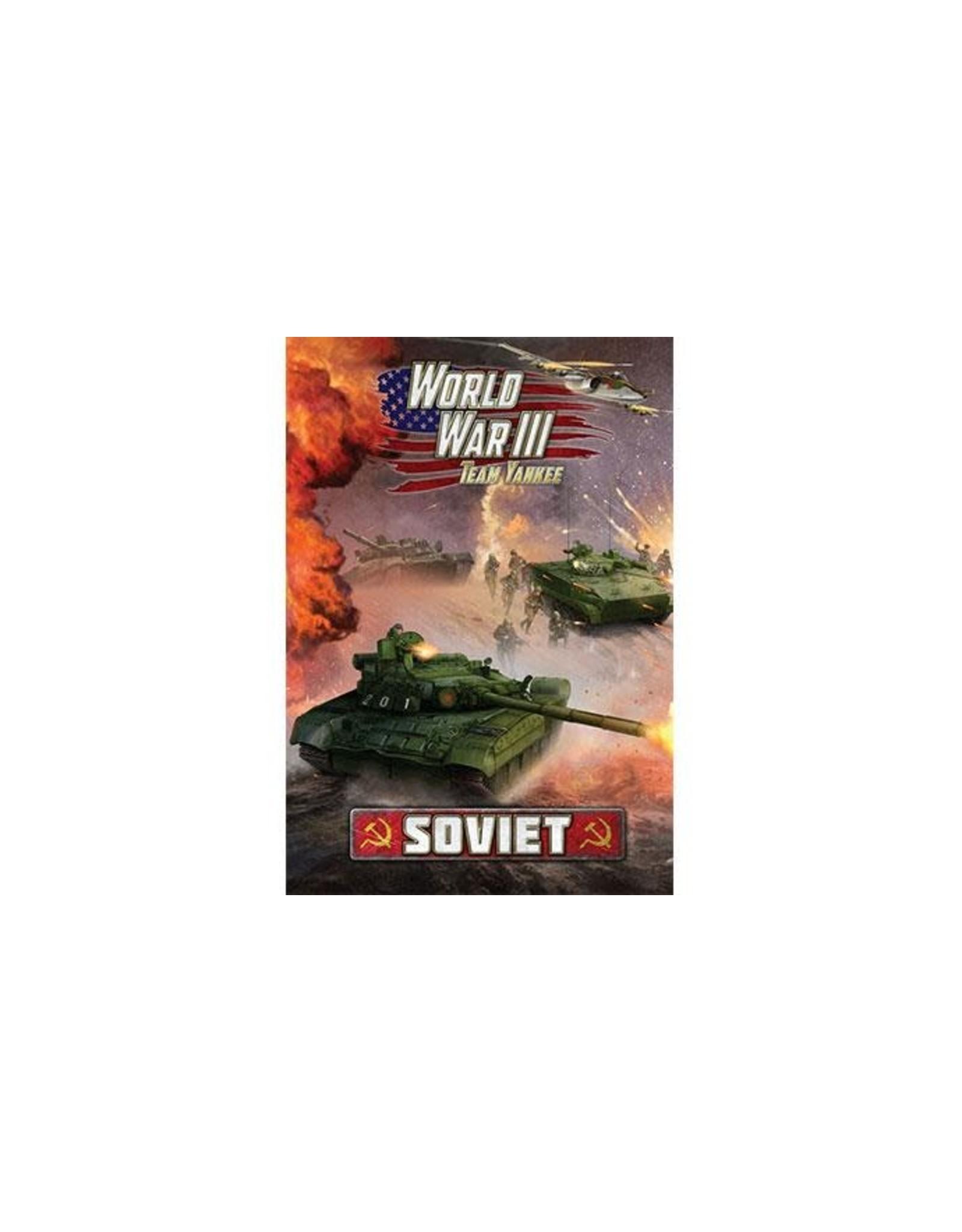 Team Yankee World War III: Soviet Rulebook