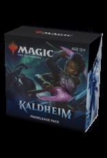 Wizards of the Coast MtG Kaldheim Prerelease Event Kit