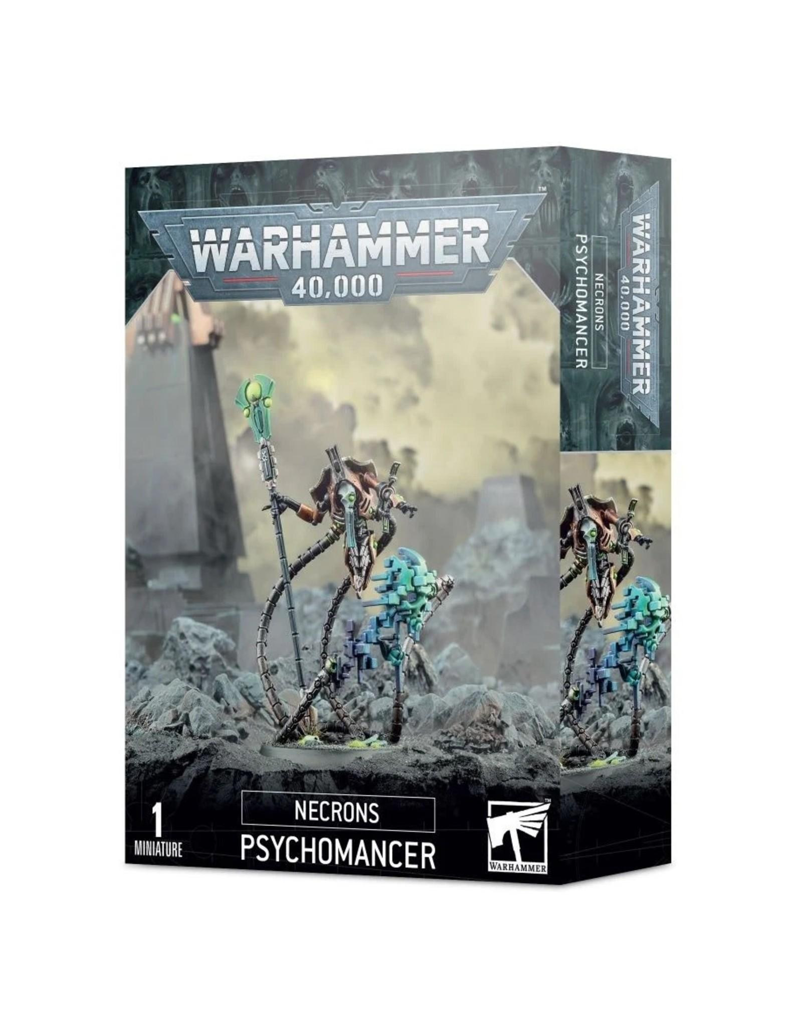 Games Workshop WH40K Necron Psychomancer