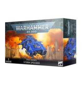 Warhammer 40K WH40K Space Marine Storm Speeder