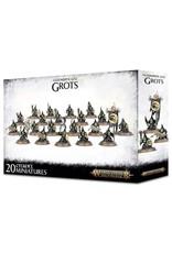 Games Workshop WHAoS Gloomspite Gitz Grots