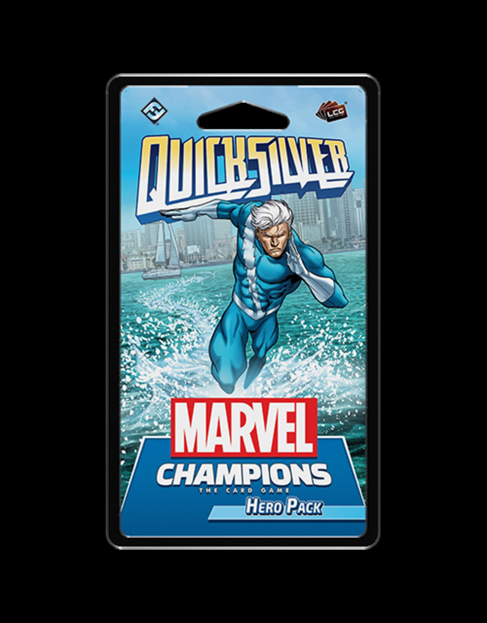 Fantasy Flight Games Marvel Champions LCG - Quicksilver