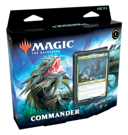 Wizards of the Coast Commander Legends Deck Reap the Tide