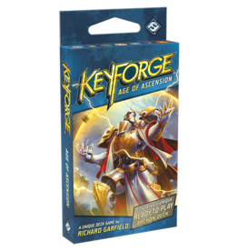 Fantasy Flight Games Keyforge: Age of Ascension Deck Booster Single