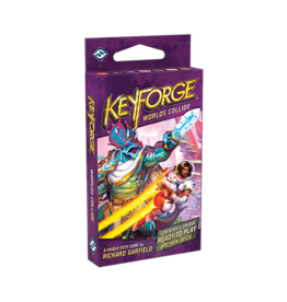 Fantasy Flight Games Keyforge: Worlds Collide Deck Single