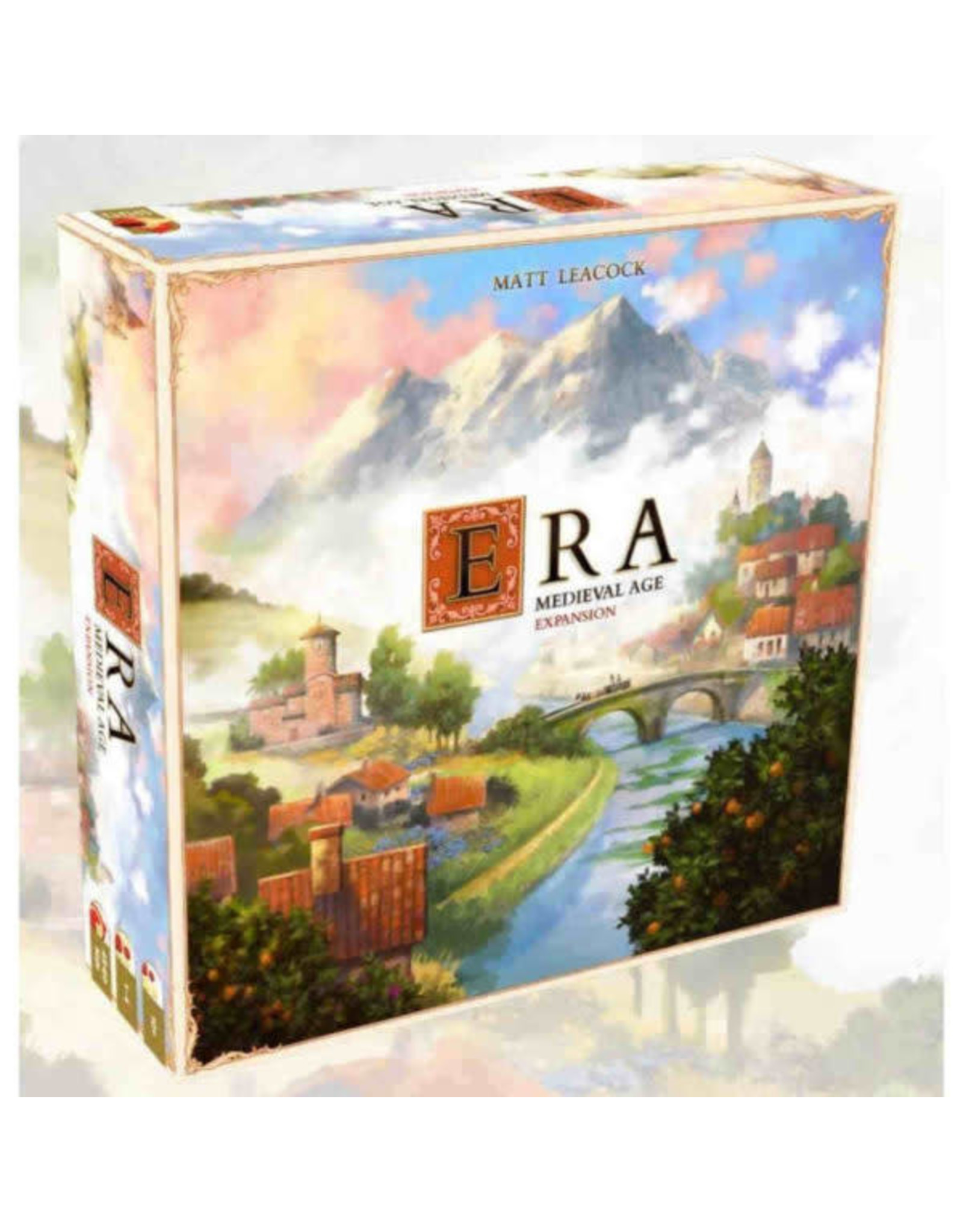 Eggert Spiele Era: Medieval Age: Rivers and Roads Expansion