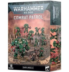 Games Workshop WH40K Dark Angels Combat Patrol