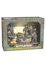 Catalyst Game Labs BattleTech: Miniature Force Pack - Inner Sphere Command Lance