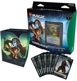 White Wizard Games MtG Kaldheim Commander Elven Empire