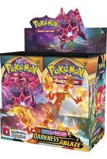 Pokemon Pokemon Sword & Shield - Darkness Ablaze Booster Box